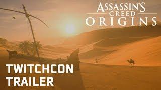 Assassin's Creed Origins: TwitchCon 2017 Trailer