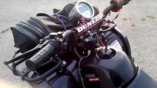 Квадроцикл Hamer HT-125 Y006 2014г Обзор от владельца