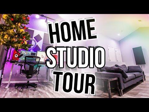 SMART HOME STUDIO TOUR! | TeraBrite