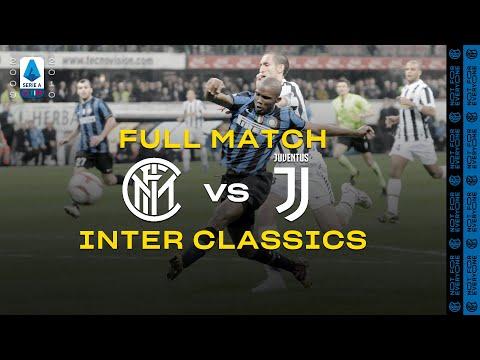 INTER CLASSICS | FULL MATCH | INTER Vs JUVENTUS | 2009/10 SERIE A TIM - MATCHDAY 34 ⚫🔵🇮🇹