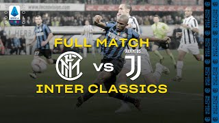INTER CLASSICS | FULL MATCH | INTER vs JUVENTUS | 2009/10 SERIE A TIM - MATCHDAY 34 ⚫🔵🇮🇹