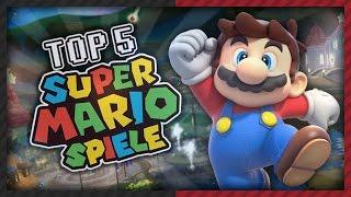 Meine liebsten MarioSpiele!  TOP 5 MARIO SPIELE • Irregu