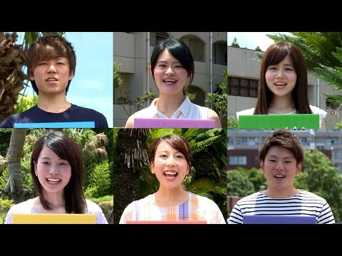 160044  宮崎大学オープンキャンパス2016 CM