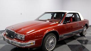 3831 CHA 1986 Buick Riviera