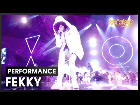 'Madting, Sadting' | FEKKY ft. SECTION BOYZ | live at MOBO Awards | 2016