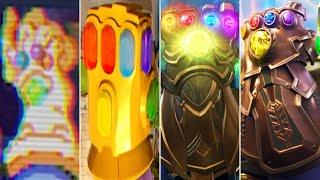 Infinity Gauntlet Evolution in Games