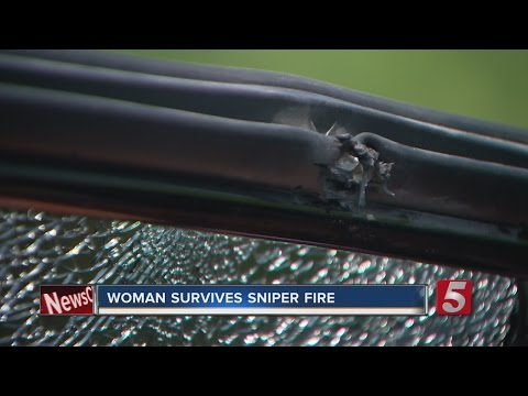 Maury County Woman Survives Sniper Fire