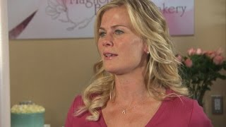 EXCLUSIVE: Alison Sweeney Talks Steamy 'Murder, She Baked' Love Triangle