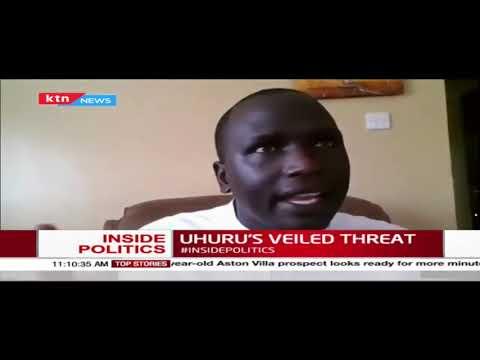 Uhuru's veiled threat: President Uhuru hits out at Ruto & allies | Inside Politics with Ben Kitili