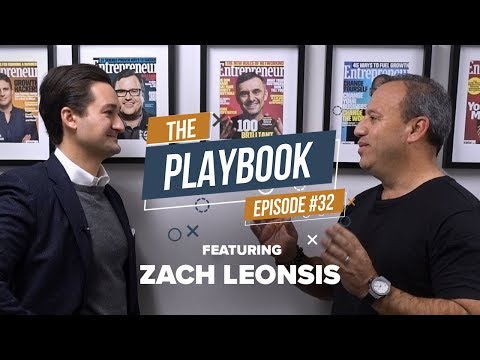 Zach Leonsis - Billion Dollar Sports Media Rights, eSports Book, & Monetizing Content