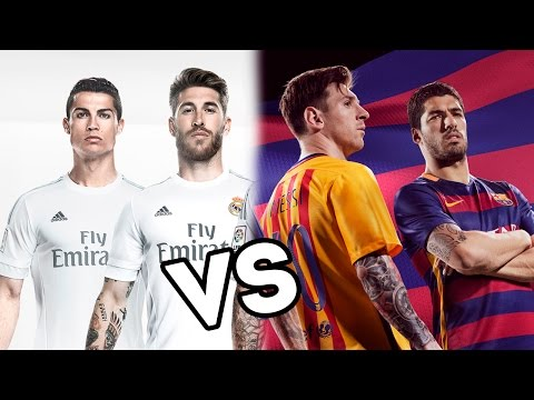 Thumbnail: Barcelona vs Real Madrid (Rap de Porta) 2016