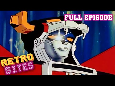Voltron: Defender of The Universe   My Brother is a Robeast   Old Cartoons