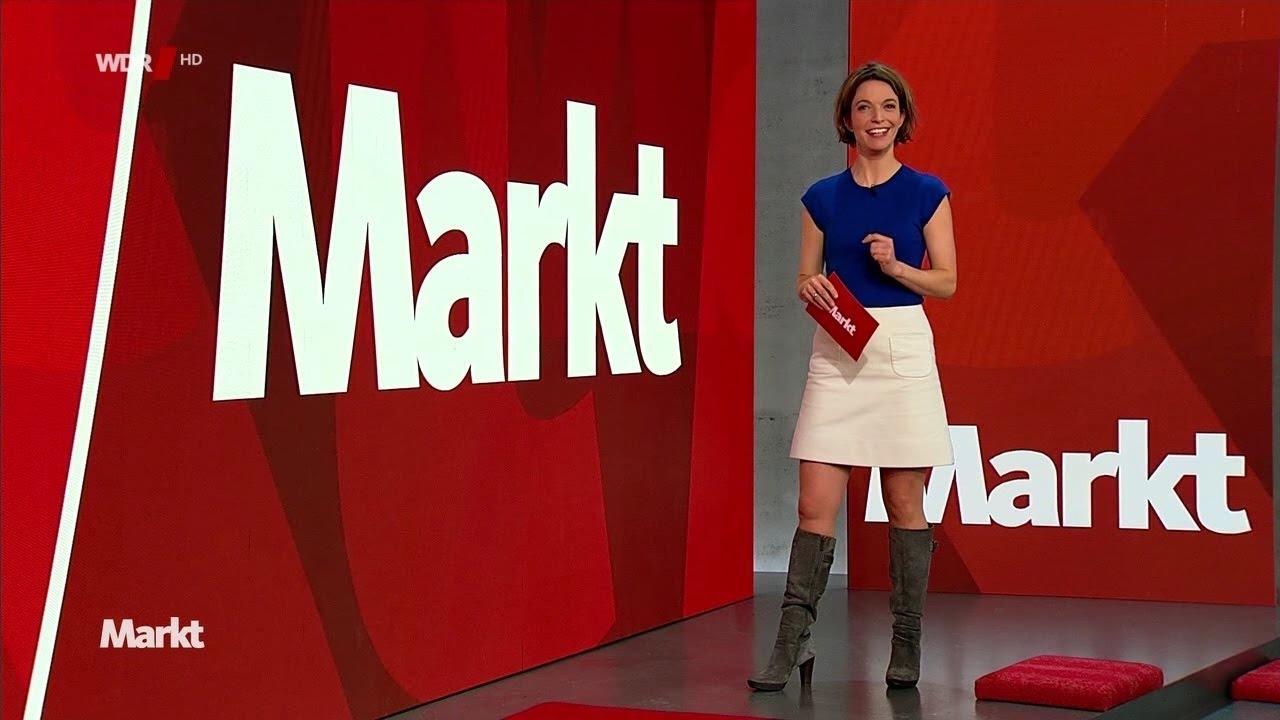 Markt Moderatorin