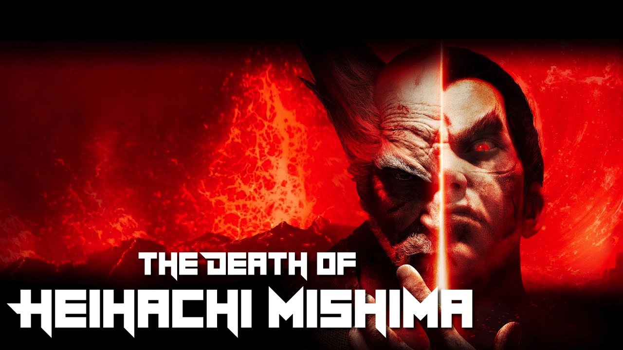 tekken 7 the death of heihachi mishima ending youtube tekken 7 the death of heihachi mishima ending