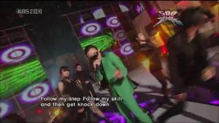 [HD] Seungri & G-Dragon - Strong Baby live (Remix)