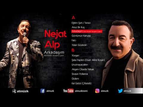 Nejat Alp - Arkadaşım / Sen Miydin Sevgilimi Çalan [ © Official Audio ] ✔️