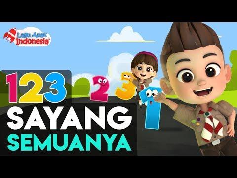 Sayang Semuanya - Satu Ditambah Satu – Lagu Anak Indonesia