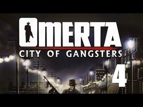 "Omerta: City of Gangsters #4 - ""King Liquor"""