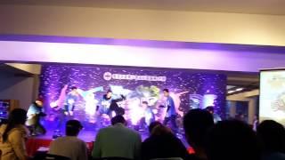 2015 明愛STEPUP街舞大賽 決賽 進階組亞軍 CSJ