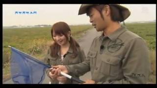 2010/11月第3週放送 starcat ch) 鉄崎幹人さんと未来さんが、自然や身近...