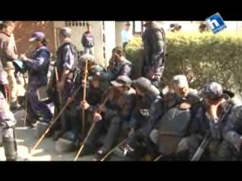 Prime story_Patan Hospital protest_25 Nov 2012(10 Mangsir 2069)