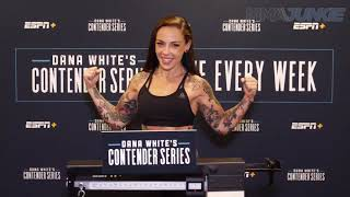 MMA Junkie presents Dana White's Contender Series 25 pre-show