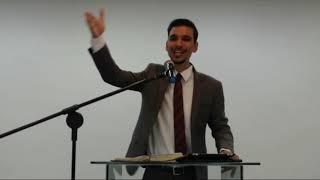 Pregação em Jonas 3.1-10, parte 2: 3.5-10. Pr. Christopher Vicente.