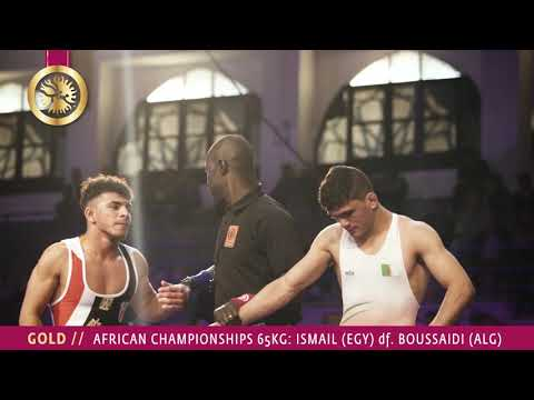 Gold Medal Matches - African Championships 2019 - Day 4
