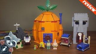Лего Губка Боб 3827 Приключения в Бикини Боттом | ...