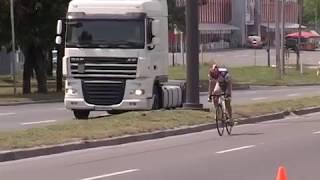 Шоссейная велогонка на призы газеты Вечерний Харьков