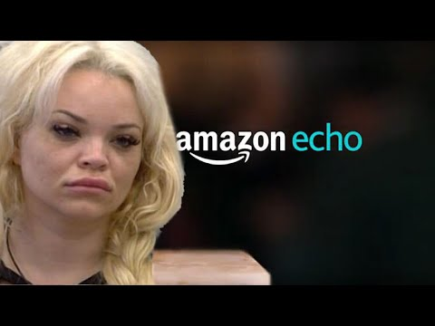 5f48d96a Amazon Echo: Trisha Paytas Edition - YouTube