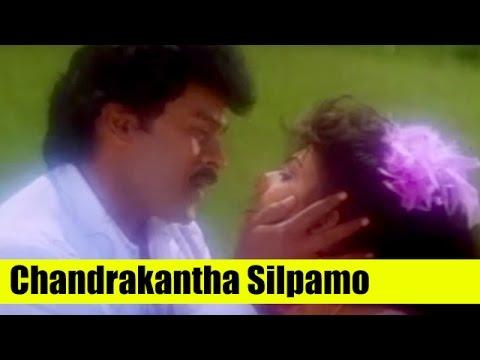 malayalam-song---chandrakantha-silpamo---big-boss-(1995)---starring-chiranjeevi,-roja,-meena