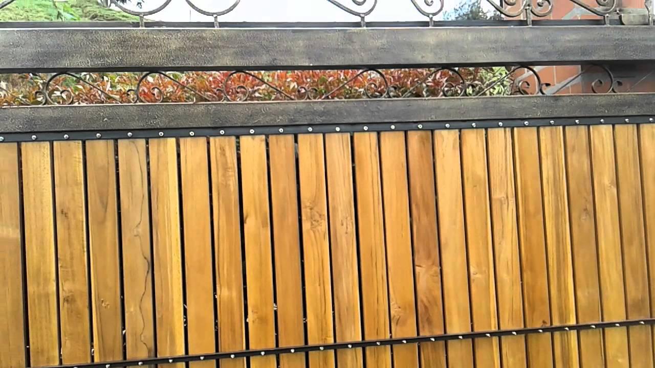 Puertas de madera para fincas instalamos cualquier tipo for Puertas para fincas
