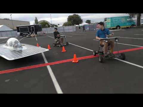 Student Drivers - Bay Area Maker Faire 2018 Review