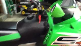 2006 arctic cat st 660 turbo