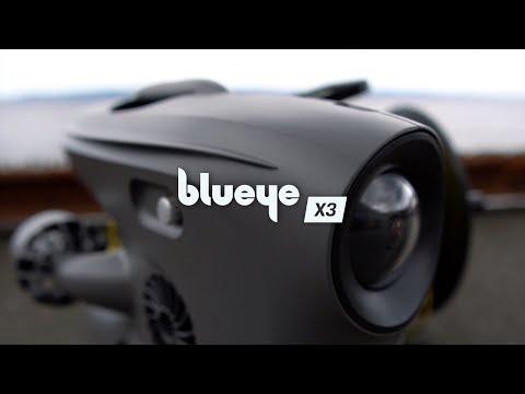 Blueye X3 Product Launch   Blueye Underwater Drone