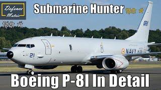 P-8I Of Indian Navy in detail   Submarine Hunter हिंदी में