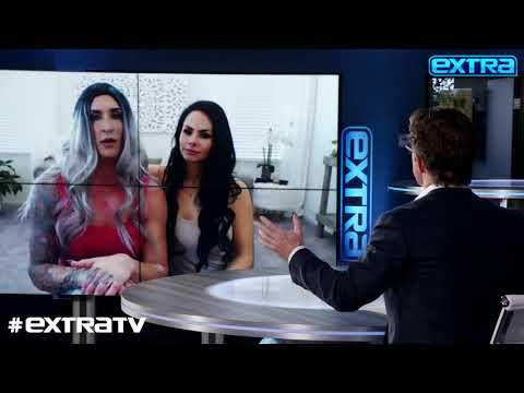 A First Look at Our Interview with Former WWE Wrestler Tyler Reks, Now Gabbi Tuft