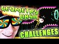 Geometry Dash 2.1 ~ SPIDER / SWING COPTER CHALLENGES