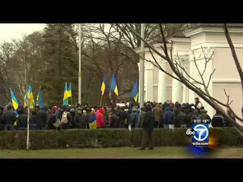 Ukrainian Prime Minister in D.C. to meet with Obama