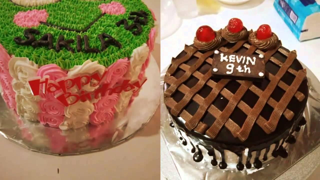 Birthday cake by mimi cici cake YouTube