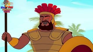 David și Goliat - Desene animate vol.2, Speranta pentru copii