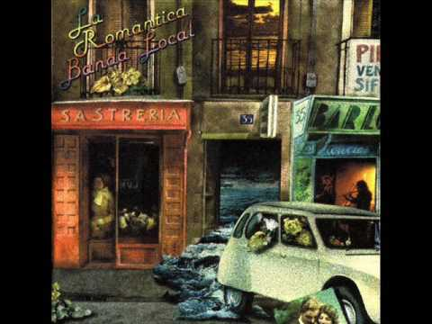 La Romántica Banda Local - La romántica banda local (Álbum completo)