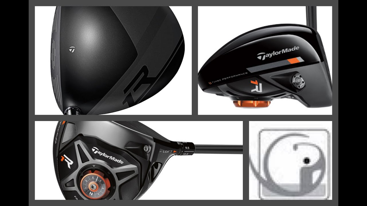 Taylormade R1 Driver >> R1 BLACK TaylorMade Driver Review | Rick Shiels - YouTube