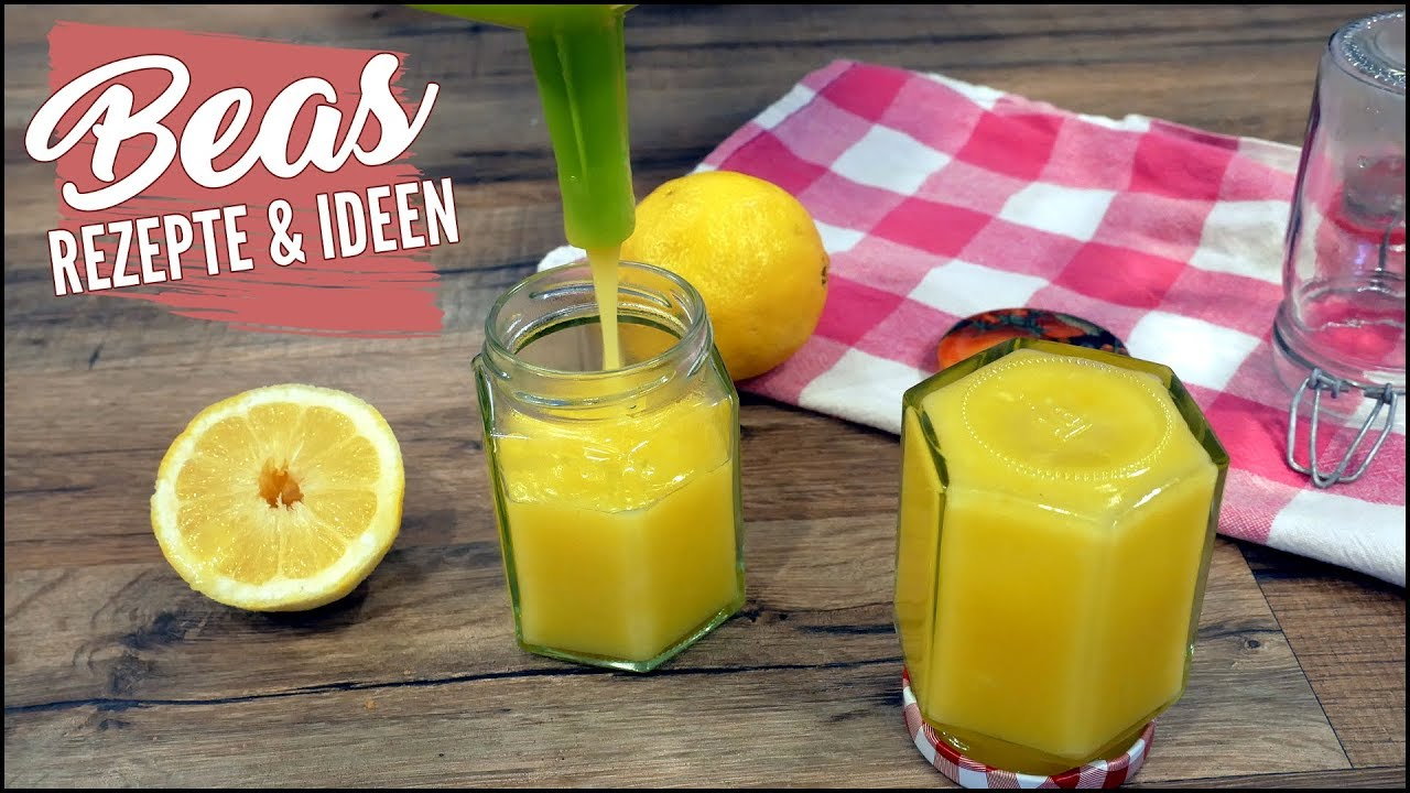 lemon curd rezept zitronencreme selber machen f r torten oder als aufstrich youtube. Black Bedroom Furniture Sets. Home Design Ideas
