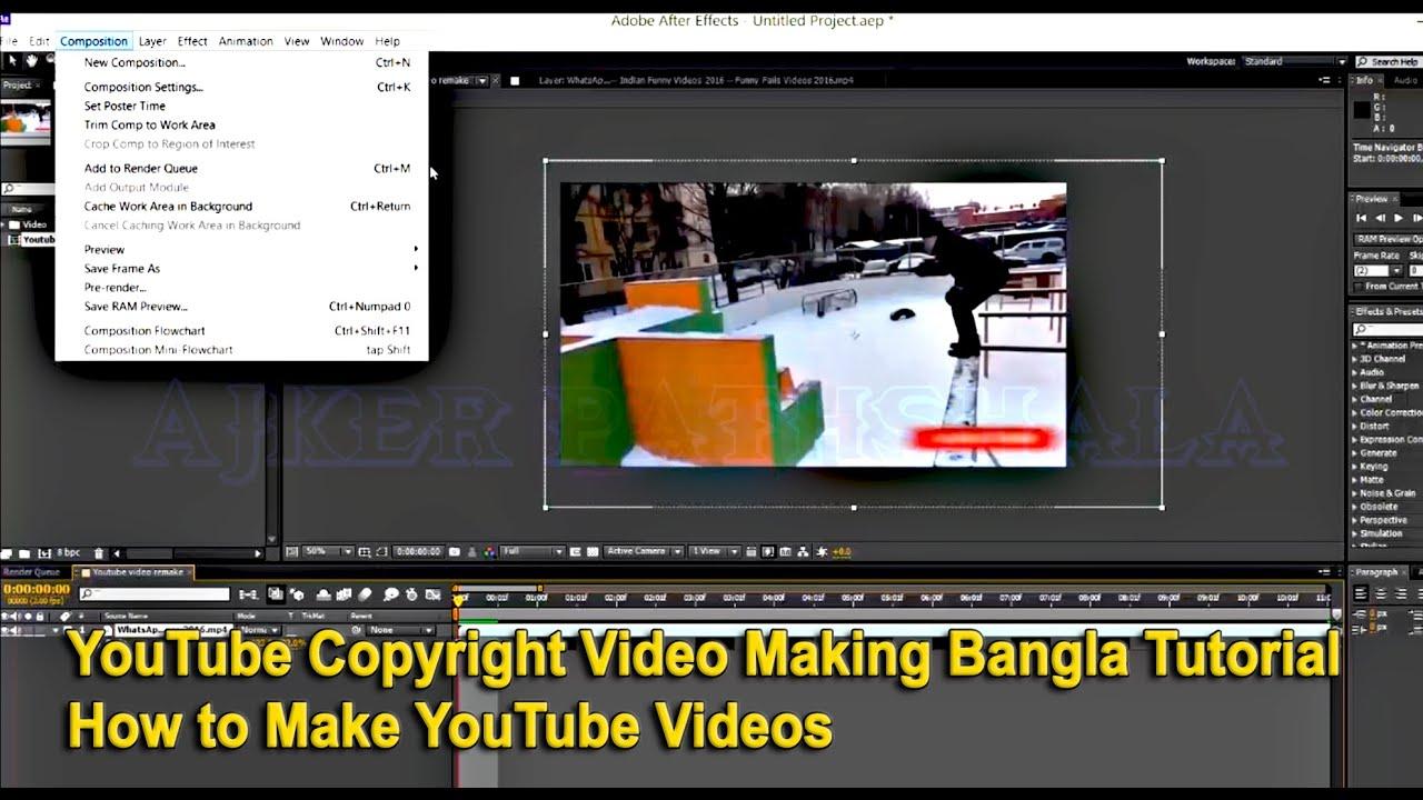 Youtube copyright video making bangla tutorial how to make youtube youtube copyright video making bangla tutorial how to make youtube videos youtube ccuart Gallery
