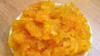 Варенье из тыквы с апельсином / How to make Pumpkin orange jam ♡ English subtitles
