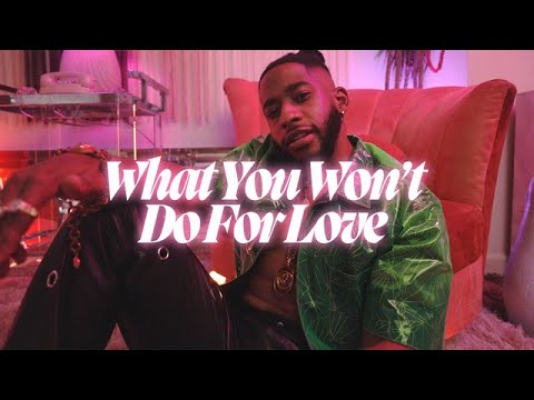 Jamal Moore - What You Won't Do For Love