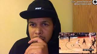 Team LeBron vs Team Stephen Full Game Highlights / Feb 18 / 2018 NBA All-S… – REACTION.CAM