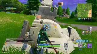 Fortnite no gun challenge w/ friends